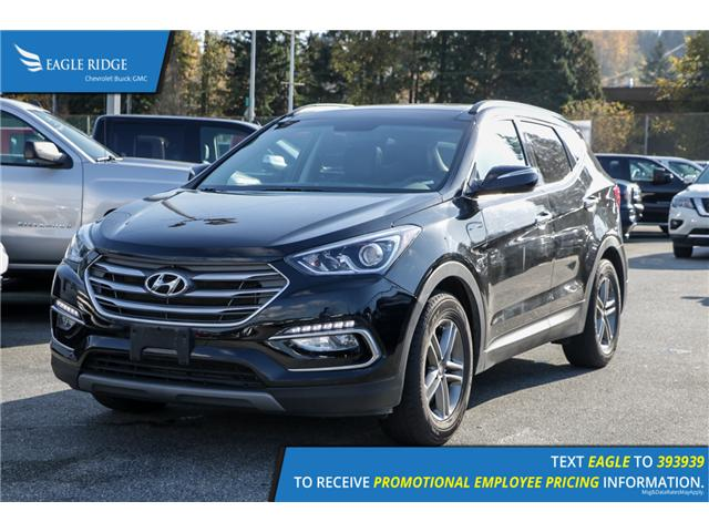 2018 Hyundai Santa Fe Sport 2.4 SE (Stk: 189305) in Coquitlam - Image 1 of 6
