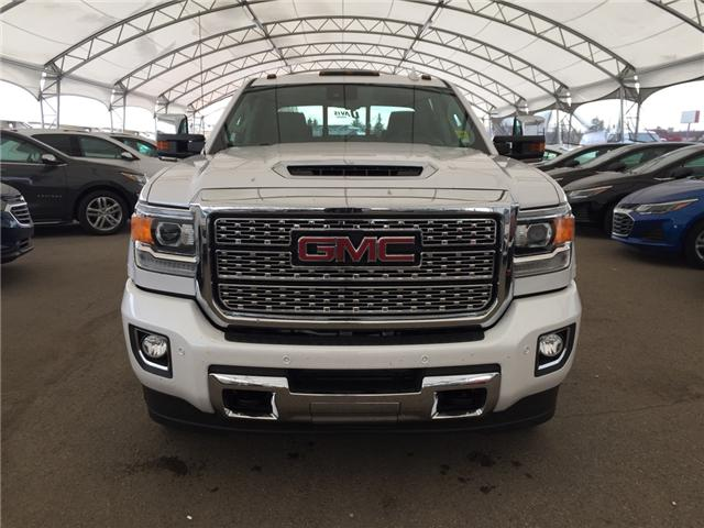 2018 GMC Sierra 2500HD Denali (Stk: 163537) in AIRDRIE - Image 2 of 24