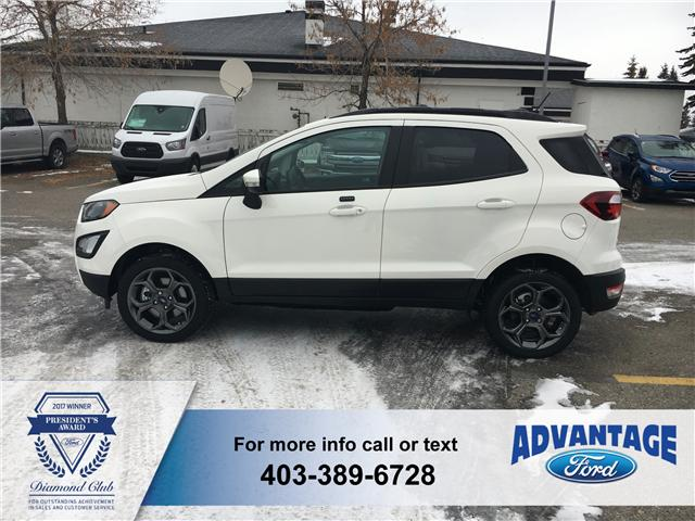 2018 Ford EcoSport SES (Stk: J-2010) in Calgary - Image 2 of 6