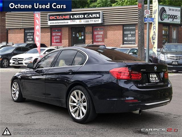 2014 BMW 320i xDrive (Stk: ) in Scarborough - Image 4 of 25
