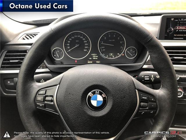 2014 BMW 320i xDrive (Stk: ) in Scarborough - Image 14 of 25
