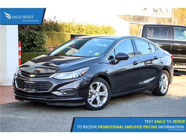 2017 Chevrolet Cruze Premier Auto (Stk: 179062) in Coquitlam - Image 1 of 15