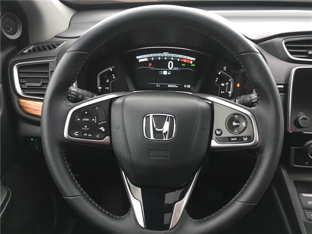 2018 Honda CR-V EX-L (Stk: 18581) in Barrie - Image 7 of 14