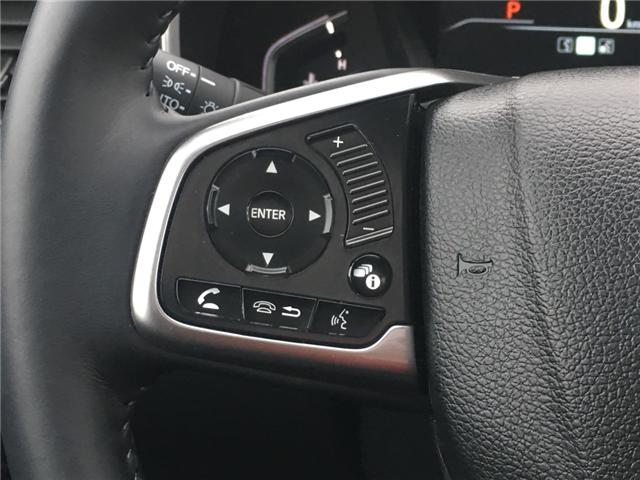 2018 Honda CR-V EX-L (Stk: 18581) in Barrie - Image 8 of 14