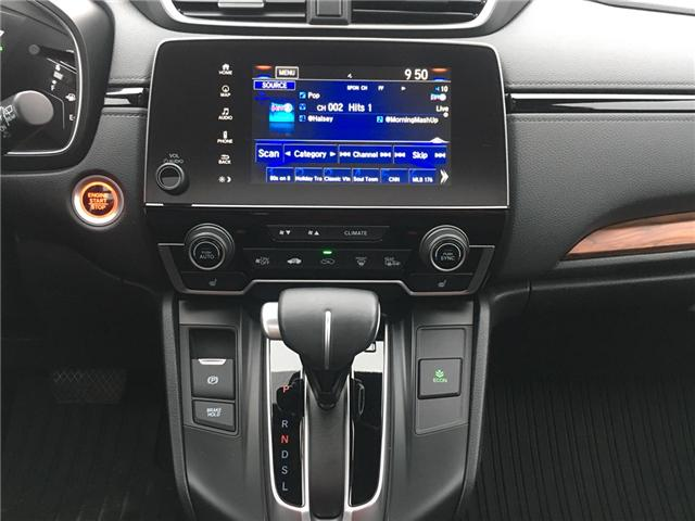 2018 Honda CR-V EX-L (Stk: 18581) in Barrie - Image 10 of 14