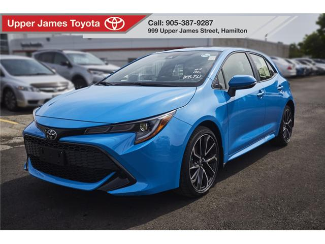 2019 Toyota Corolla Hatchback Base (Stk: 190178) in Hamilton - Image 1 of 16