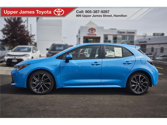 2019 Toyota Corolla Hatchback Base (Stk: 190178) in Hamilton - Image 2 of 16
