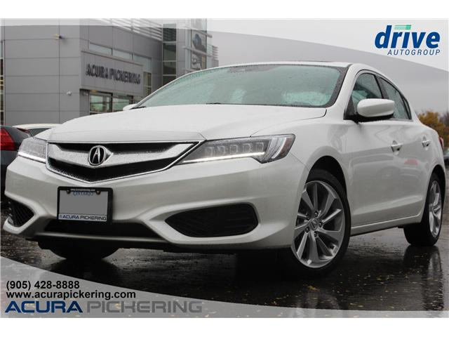 2018 Acura ILX Premium (Stk: AS190CC) in Pickering - Image 1 of 26