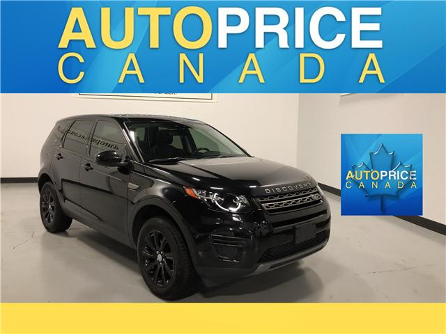 2016 Land Rover Discovery Sport SE (Stk: H9955) in Mississauga - Image 1 of 27