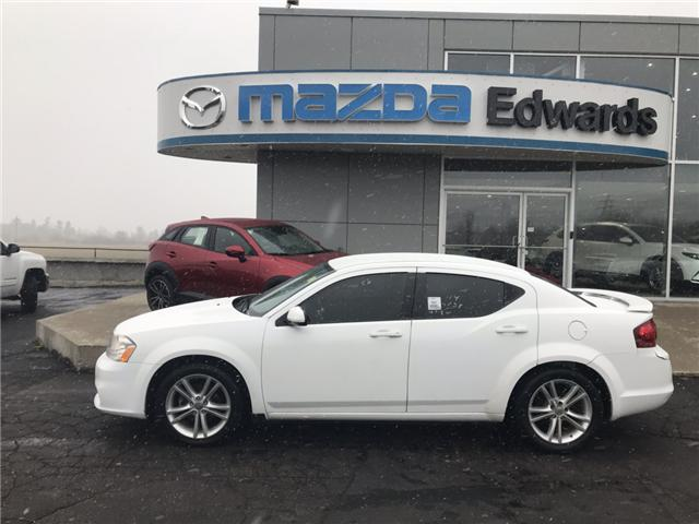 2014 Dodge Avenger SXT (Stk: 21525) in Pembroke - Image 1 of 8