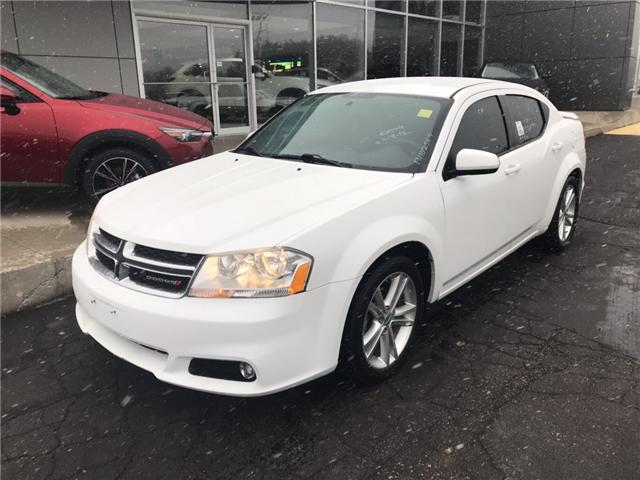 2014 Dodge Avenger SXT (Stk: 21525) in Pembroke - Image 2 of 8