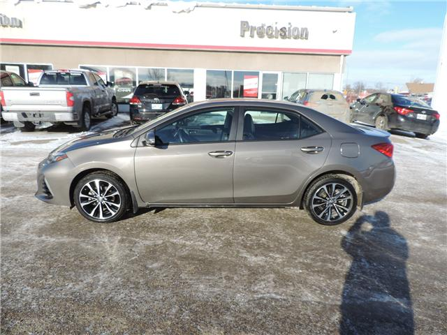 2017 Toyota Corolla SE (Stk: 190601) in Brandon - Image 1 of 24