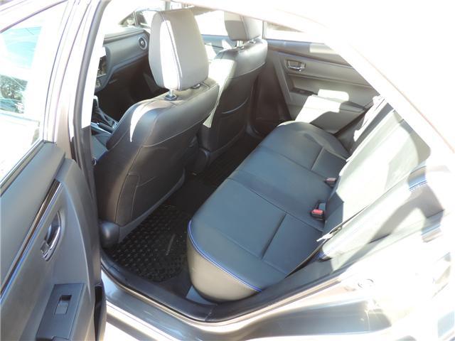 2017 Toyota Corolla SE (Stk: 190601) in Brandon - Image 12 of 24