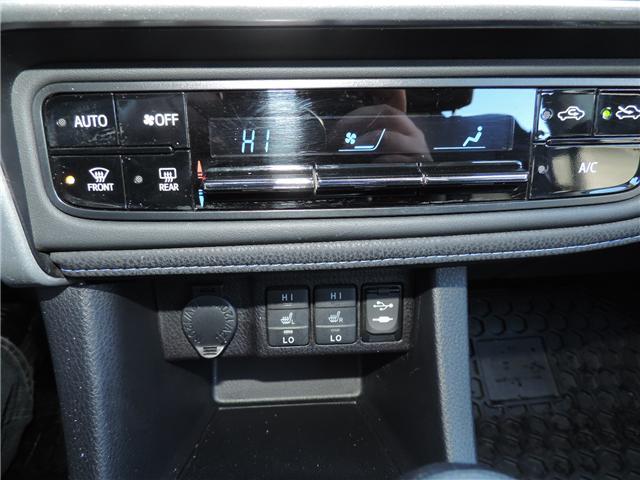 2017 Toyota Corolla SE (Stk: 190601) in Brandon - Image 21 of 24