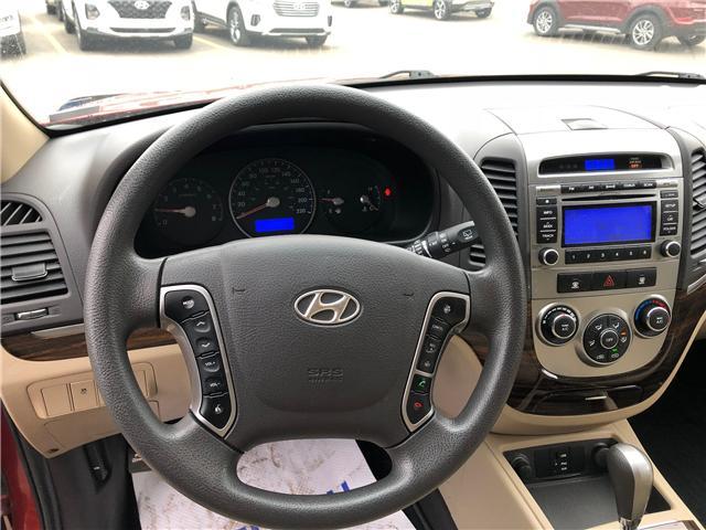 2010 Hyundai Santa Fe GL 2.4 (Stk: 18163-1) in Pembroke - Image 4 of 13