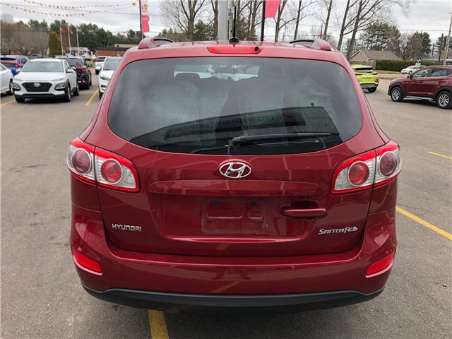 2010 Hyundai Santa Fe GL 2.4 (Stk: 18163-1) in Pembroke - Image 8 of 13