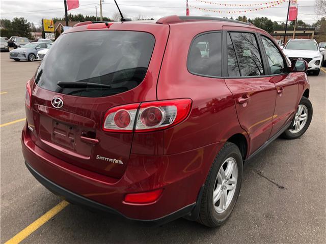 2010 Hyundai Santa Fe GL 2.4 (Stk: 18163-1) in Pembroke - Image 9 of 13