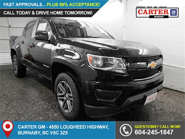 2019 Chevrolet Colorado WT (Stk: D9-73660) in Burnaby - Image 1 of 12