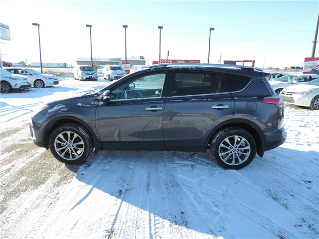 2016 Toyota RAV4 Limited (Stk: 162492) in Brandon - Image 1 of 27