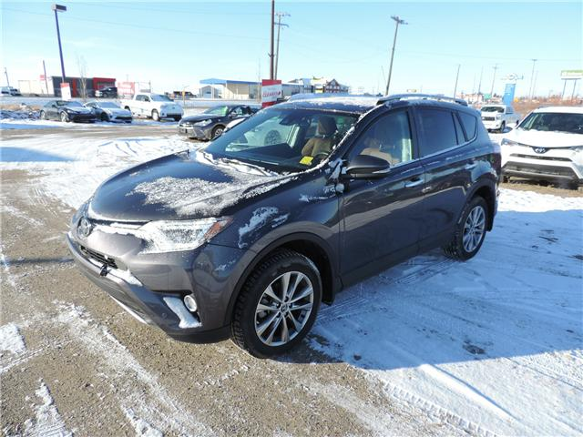 2016 Toyota RAV4 Limited (Stk: 162492) in Brandon - Image 2 of 27