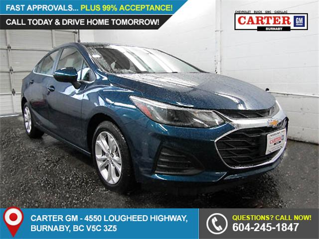 2019 Chevrolet Cruze LT (Stk: J9-43370) in Burnaby - Image 1 of 12
