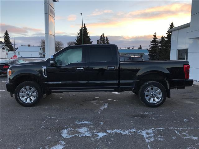 2017 Ford F-350 Platinum (Stk: 9103A) in Wilkie - Image 22 of 25