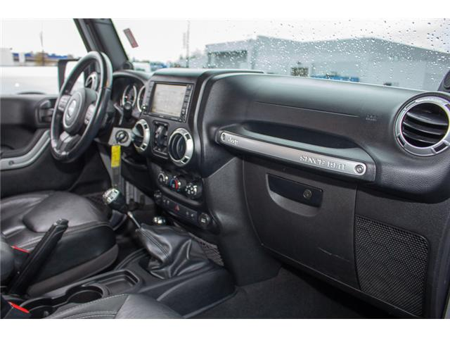2013 Jeep Wrangler Unlimited Sahara (Stk: H693311A) in Surrey - Image 14 of 23
