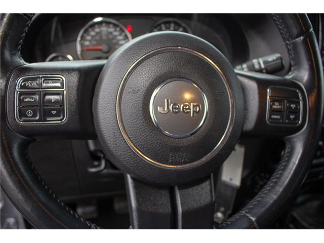 2013 Jeep Wrangler Unlimited Sahara (Stk: H693311A) in Surrey - Image 17 of 23