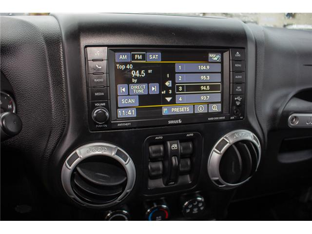2013 Jeep Wrangler Unlimited Sahara (Stk: H693311A) in Surrey - Image 19 of 23