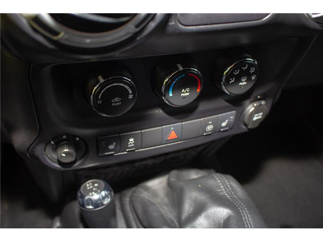 2013 Jeep Wrangler Unlimited Sahara (Stk: H693311A) in Surrey - Image 20 of 23