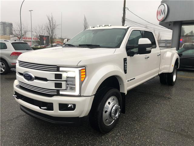 2018 Ford F-450 Limited (Stk: 18-C50628) in Abbotsford - Image 3 of 17