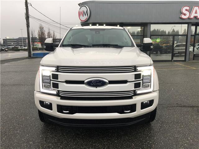 2018 Ford F-450 Limited (Stk: 18-C50628) in Abbotsford - Image 2 of 17