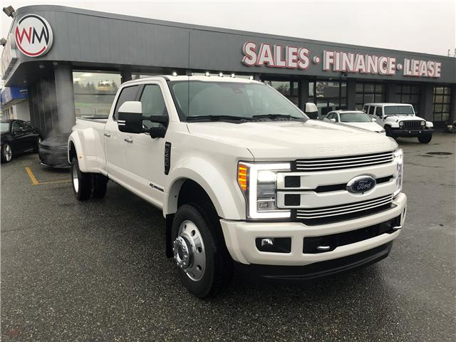 2018 Ford F-450 Limited (Stk: 18-C50628) in Abbotsford - Image 1 of 17