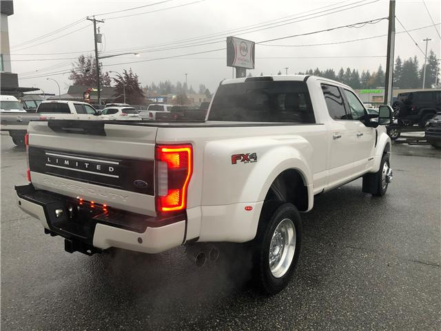 2018 Ford F-450 Limited (Stk: 18-C50628) in Abbotsford - Image 6 of 17
