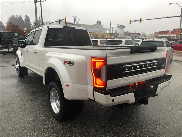 2018 Ford F-450 Limited (Stk: 18-C50628) in Abbotsford - Image 7 of 17