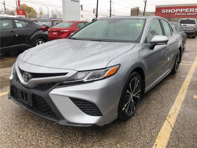 2019 Toyota Camry SE (Stk: 9CM157) in Georgetown - Image 1 of 5