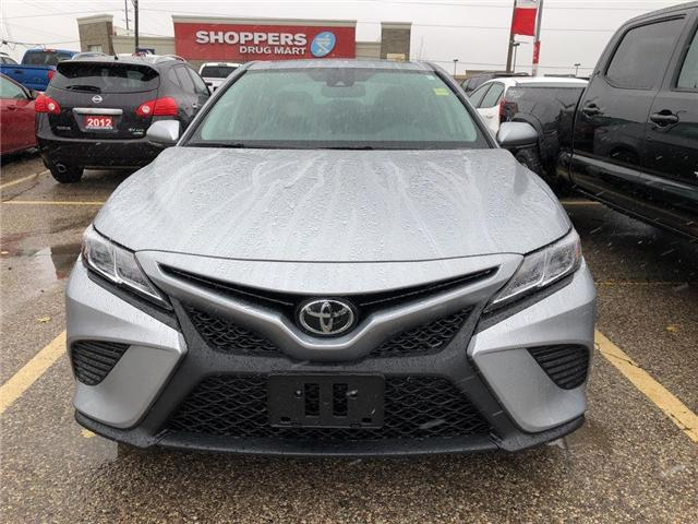 2019 Toyota Camry SE (Stk: 9CM157) in Georgetown - Image 2 of 5