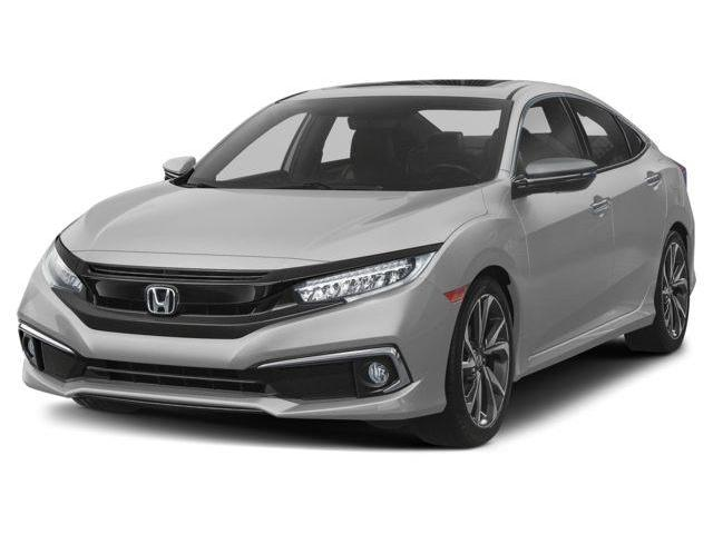 2019 Honda Civic LX (Stk: K1110) in Georgetown - Image 1 of 1
