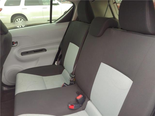 2014 Toyota Prius C  (Stk: 1811651) in Cambridge - Image 10 of 13