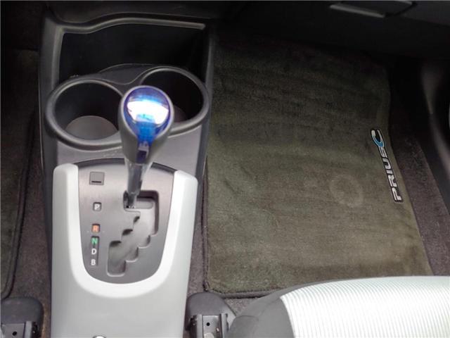 2014 Toyota Prius C  (Stk: 1811651) in Cambridge - Image 13 of 13