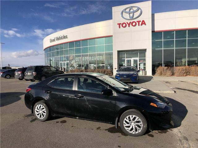 2018 Toyota Corolla XLE Package (Stk: 284270) in Calgary - Image 1 of 15