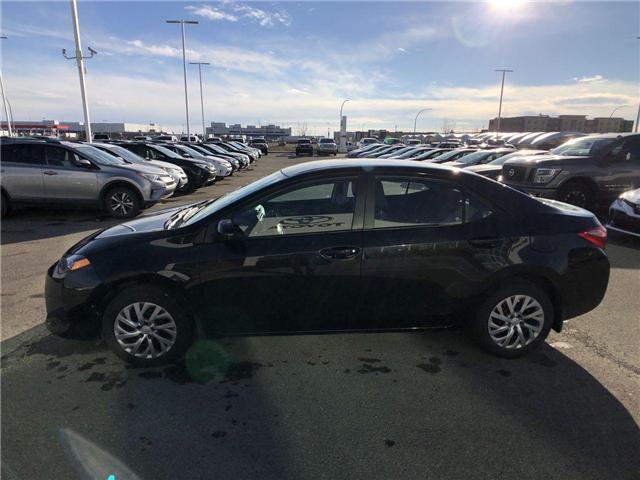 2018 Toyota Corolla  (Stk: 284270) in Calgary - Image 5 of 17