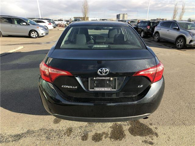 2018 Toyota Corolla  (Stk: 284270) in Calgary - Image 7 of 17