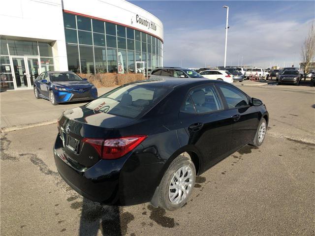 2018 Toyota Corolla  (Stk: 284270) in Calgary - Image 8 of 17
