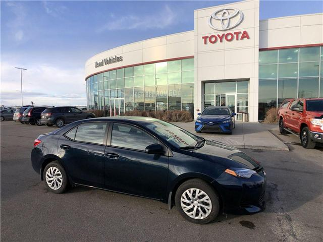 2018 Toyota Corolla XLE Package (Stk: 284267) in Calgary - Image 1 of 15