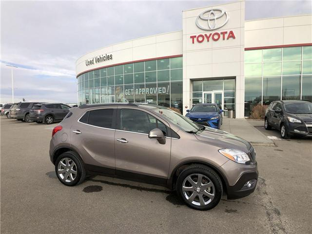 2014 Buick Encore Leather (Stk: 2801908A) in Calgary - Image 1 of 16