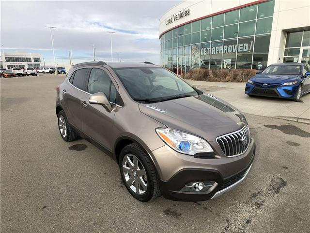 2014 Buick Encore Leather (Stk: 2801908A) in Calgary - Image 2 of 16