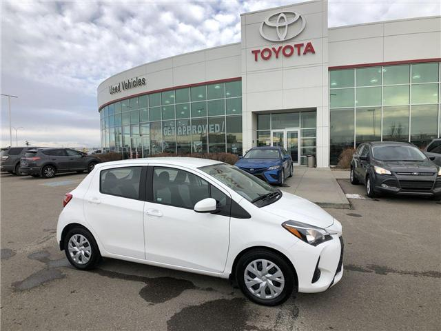2018 Toyota Yaris LE (Stk: 284261) in Calgary - Image 1 of 15