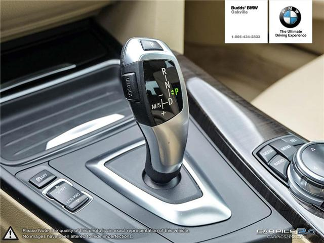 2014 BMW 328i xDrive (Stk: DB5436) in Oakville - Image 18 of 26