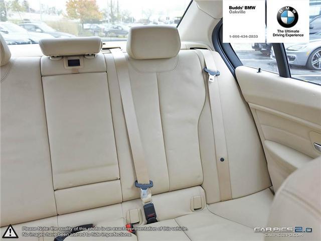 2014 BMW 328i xDrive (Stk: DB5436) in Oakville - Image 22 of 26